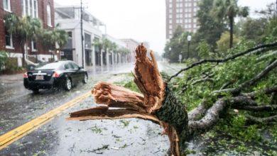 урагана дориан