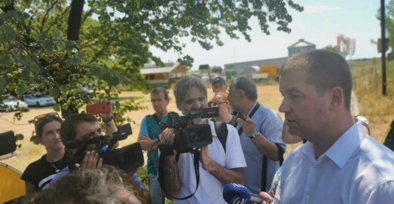 живко Тодоров протест
